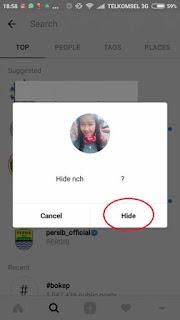 Suatu hal yang ada kaitannya dengan privasi itu menjadi penting dan boleh untuk kita lind Terbaru! Cara Menghapus Riwayat Pencarian di Instagram