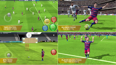 SCREEN SHOT FIFA 16 SOCCER ULTIMATE TEAM