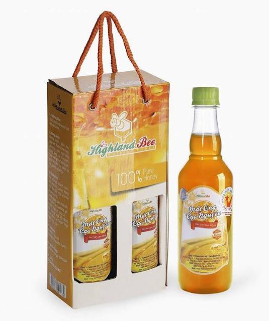 Mật ong giá rẻ - nhưng chất lượng hàng đầu 200.000đ/ cặp 2 chai 500ml