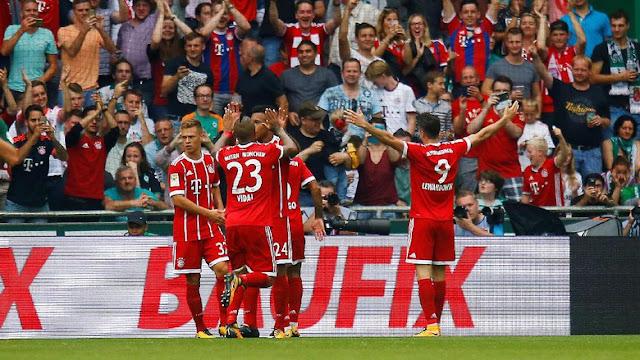 Bayern Belum Mau Pikirkan PSG, Fokus ke Laga Domestik Dulu