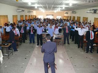 (+ Fotos) Reunión con el equipo de Pre-gira OELMN en Maracaibo 16-02-16