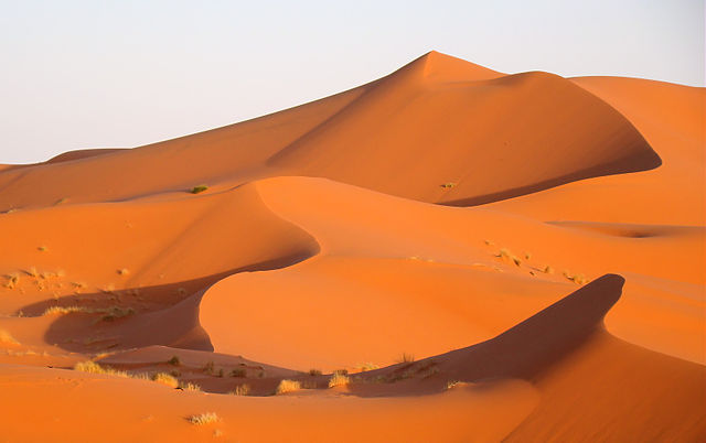 The Most Stunning Deserts of the World