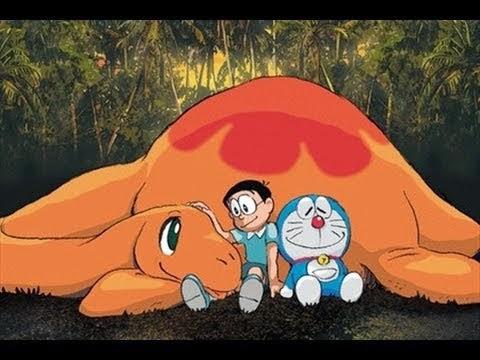 Phim Doremon -Nobita Và Chú Khủng Long Lạc Loài