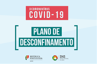 PLANO DE DESCONFINAMENTO