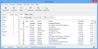 [Download]POP Peeper 4 لعرض رسائلك من اى حساب