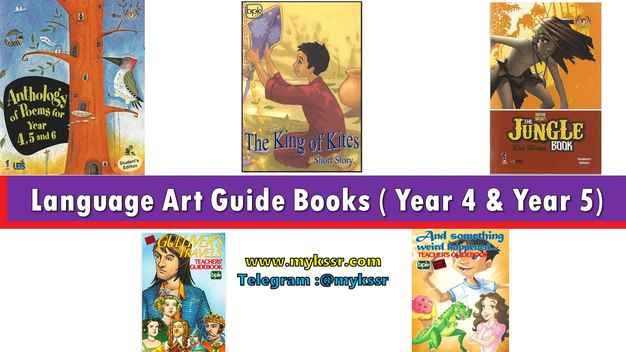 Download PDF] Language Art Guide Book For Year 4 and Year 5