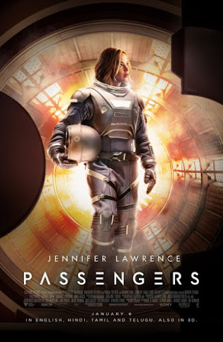 Passengers (BRRip 1080p Dual Latino / Ingles) (2016)