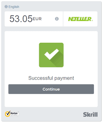 skrill neteller dinheiro processador