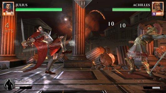 Cheat Game Gods of Rome