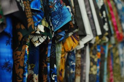 Inspirasi Floral Print menjadi Trend Fashion Pria Kekinian