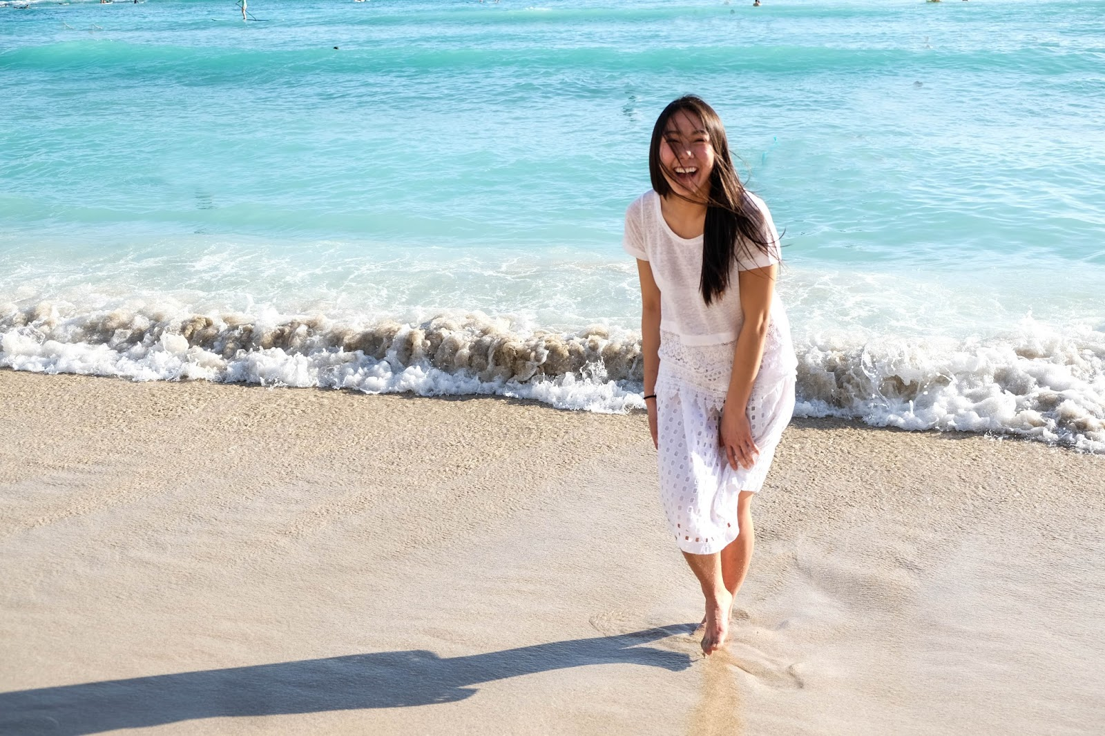 Trending: All White Outfits | Hawaii Look Book