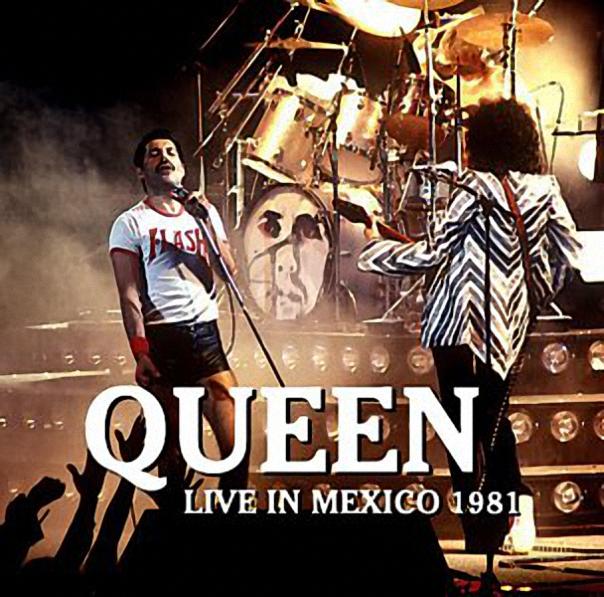 Queen - Live In Monterrey (1981)