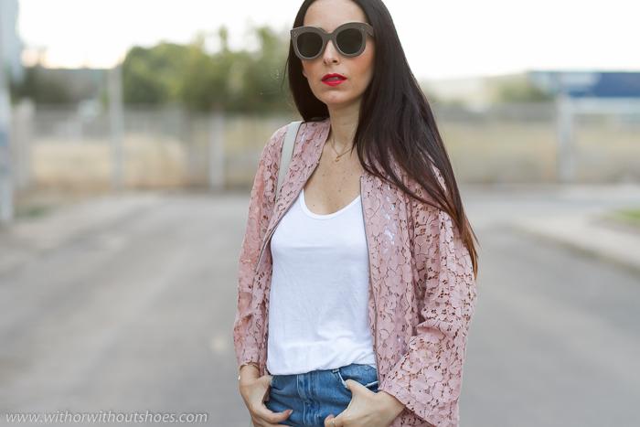Influencer moda Mujer España Valencia Instagram SELECTED_FEMME gafas CELINE CONGAFASDESOL