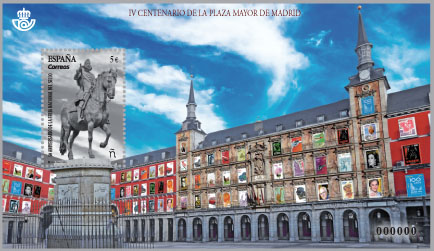 IV Centenario de la Plaza Mayor de Madrid
