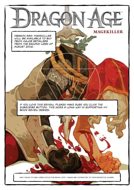 My review of Dragon Age: Magekiller