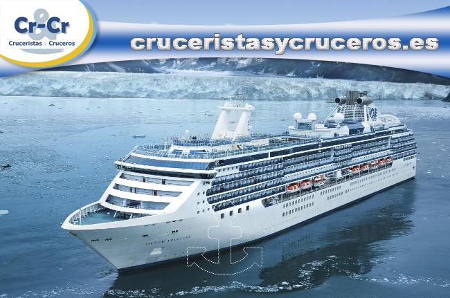 Princess Cruises mejora su oferta de cruceros exóticos por Alaska y el Sudeste Asiático