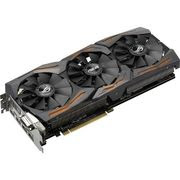 ROG STRIX-GTX1070-8G-GAMING GeForce GTX 1070 Graphic Card - 1.53GHz Core - 1.72 GHz Boost Clock - 8 GB GDDR5 - PCI Express 3.0 - Dual SlotSpace Required - 256 bit Bus Width - Fan Cooler - OpenGL 4.5 - 2 x DisplayPort- 2 x HDMI - 1 x Total Number of DVI (1 x DVI-D) - PC