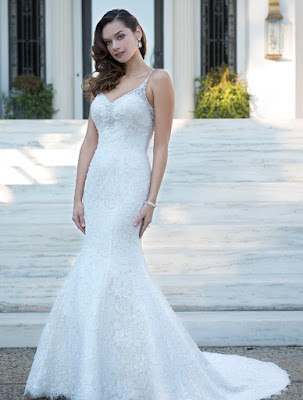 Venus Bridal, mermaid wedding dress, bridal gown, 1