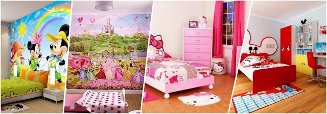 Disney Kids Room Design Ideas