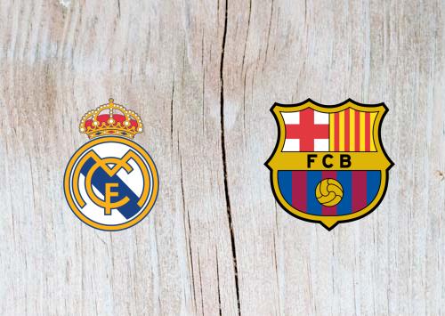 Real Madrid vs Barcelona Full Match & Highlights 2 March 2019