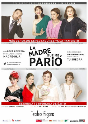 """""""LA MADRE QUE ME PARIÓ"""": LA QUE  LUEGO ECHARÁS DE MENOS"""