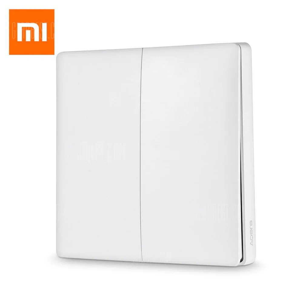 Xiaomi Aqara Light Control Smart Switch Coupon
