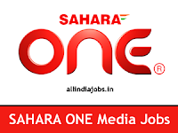 Sahara One Media Jobs