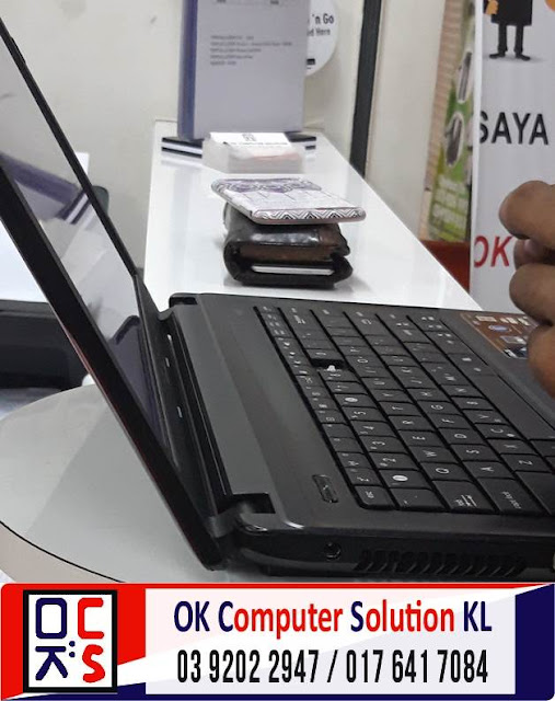 [SOLVED] MASALAH KEYBOARD ASUS X45U | REPAIR LAPTOP CHERAS 1