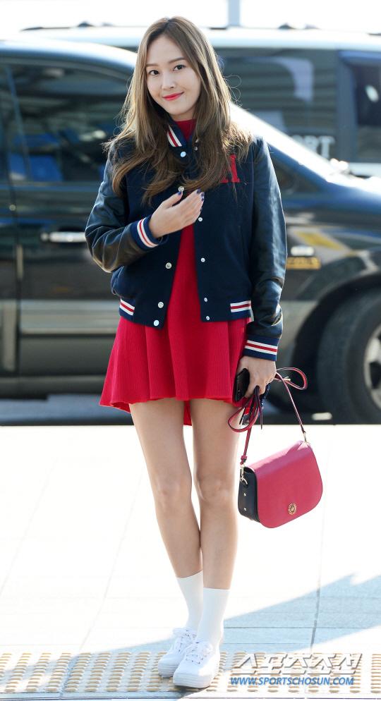 Jessica Jung Is Off To La Wonderful Generation