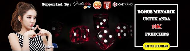 Promo Freebet Ion Live Casino Dari Situs Judi Online Terlengkap