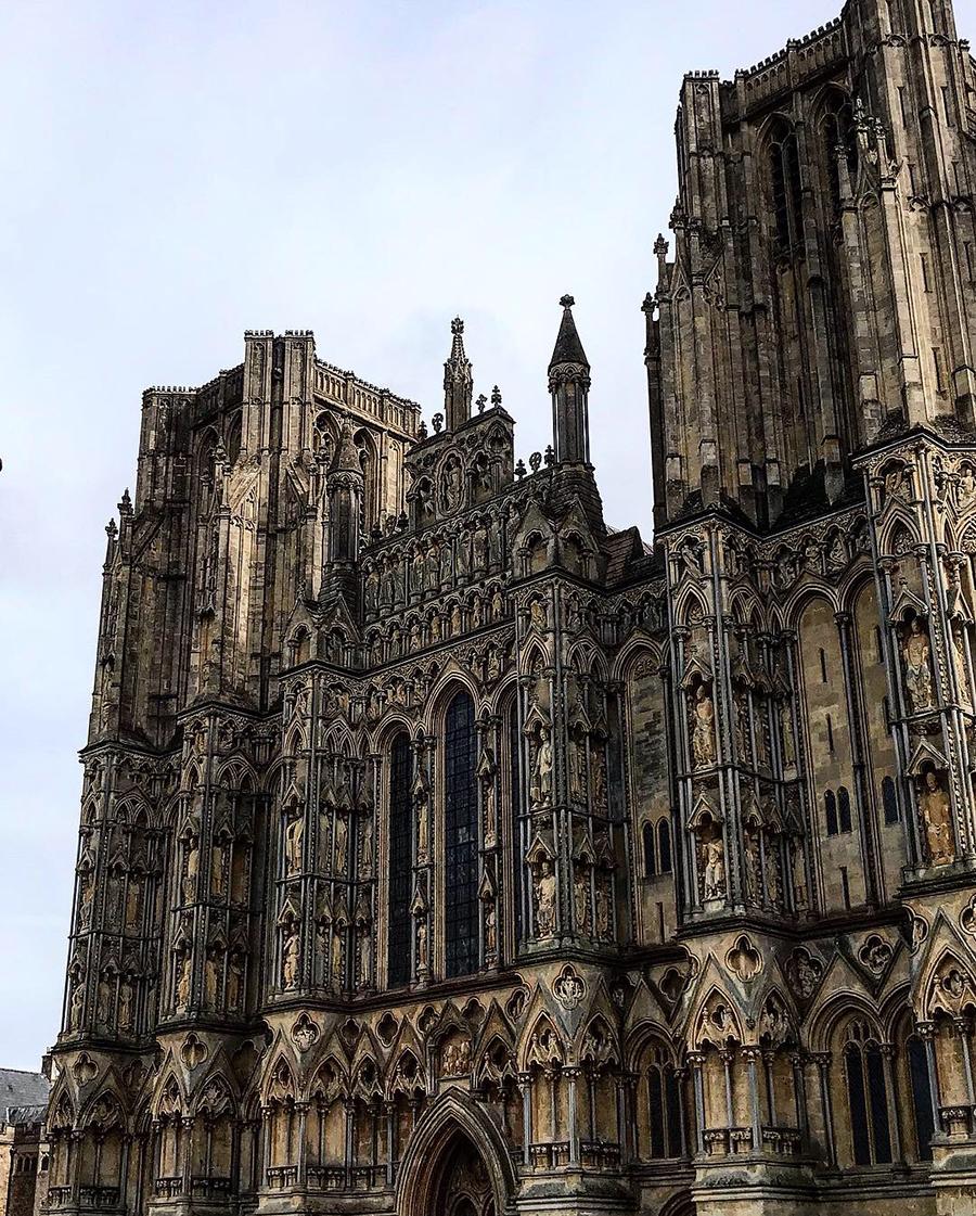Katedralen i Wells, Somerset