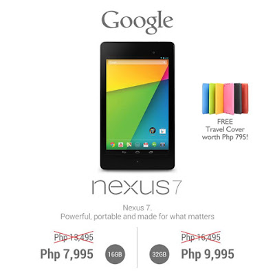 ASUS Nexus 7 Price Drop
