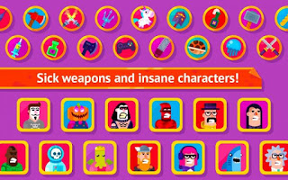 Bowmasters Apk v1.0.5 VIP Full Mod Money/Unlocked Terbaru