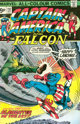 Captain America and the Falcon #192, Dr Faustus