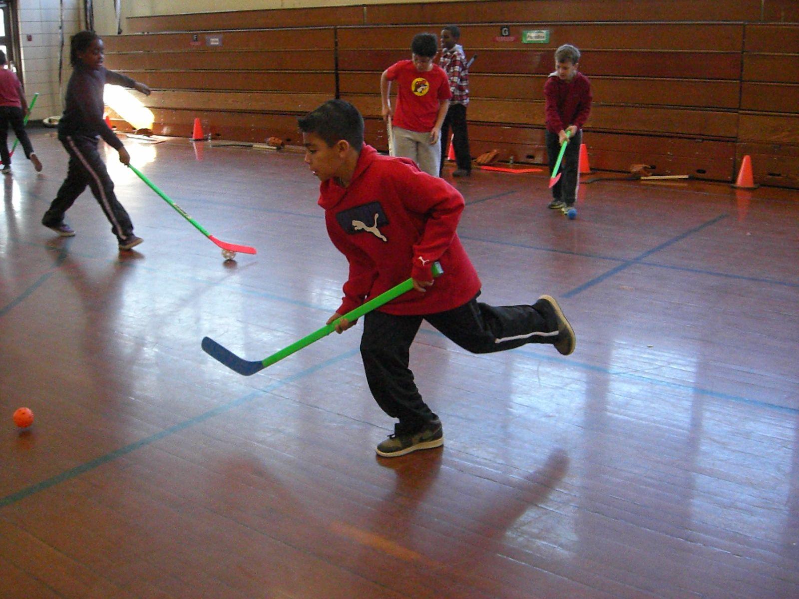 Beltsville Academy Physical Education Elementary