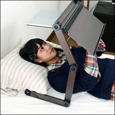 Laptop Holder For Bed
