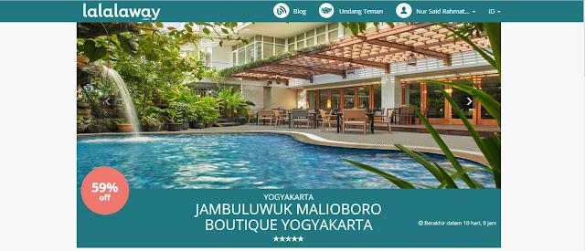 booking hotel murah jambuluwuk malioboro boutique yogyakarta