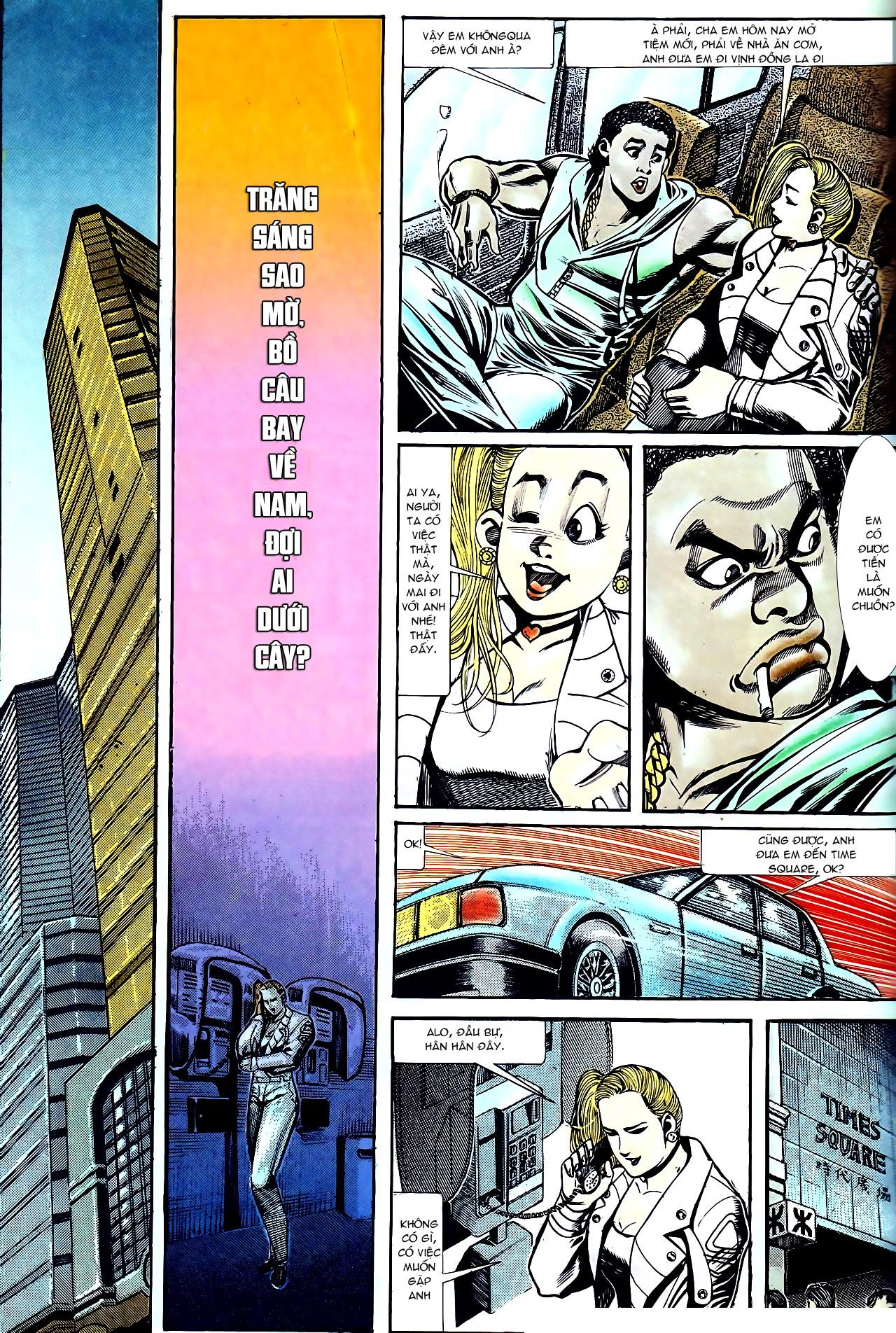 Người Trong Giang Hồ chapter 160: chém đại phi trang 15