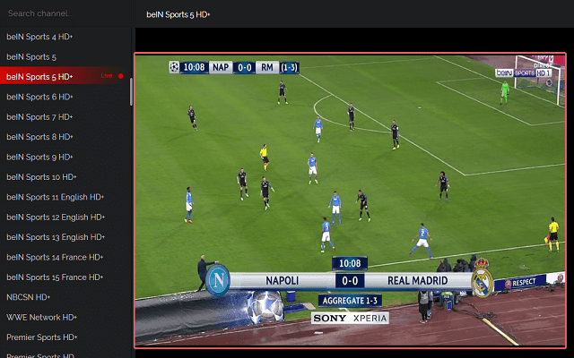 مشاهدة المباريات و كأس العالم بالمنزل بنفس طريقة أجهزة الإستقبال