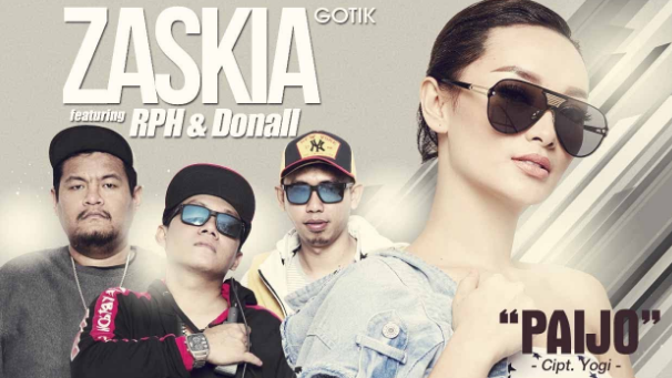 Download Lagu RPH Feat Zaskia Gotik Paijo Mp3 (4.45 MB) Single Terbaru 2018, Zaskia Gotik, RPH, Dangdut, Dangdut Remix, 2018