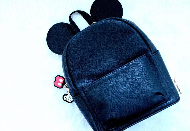 Mickey Ears Backpack