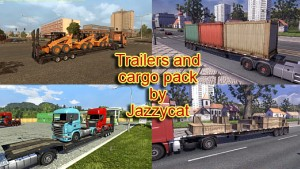Jazzycat – Trailers and Cargo Pack 6.8 Fix