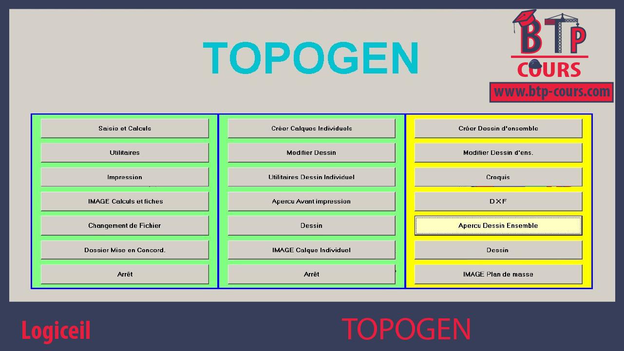 topogen windows 7 gratuit