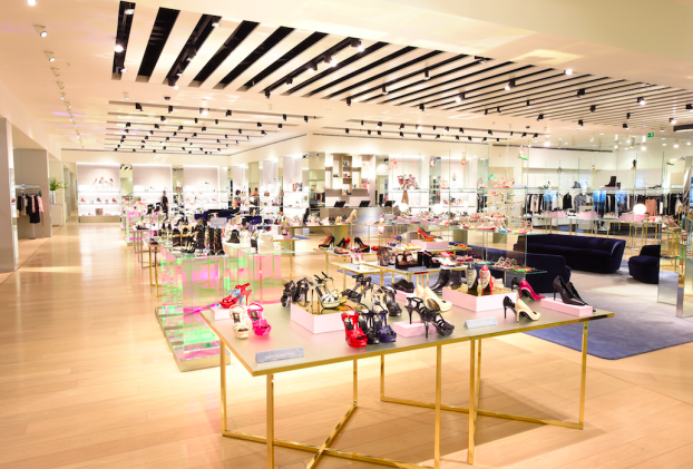 3d0f4e0a1 Selfridges Exchange Square | Stunning Shoe Department - WhatLauraLoves