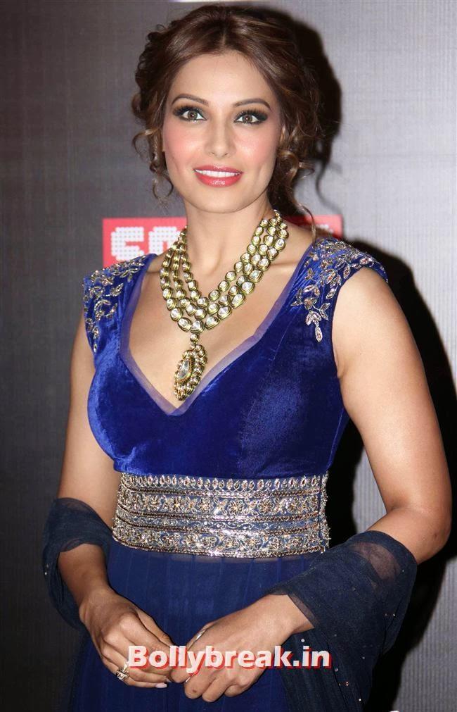 Bipasha Basu, A-List Bollywood Actresses at Screen Awards - Deepika, Sonakshi, Bipasha & Neha