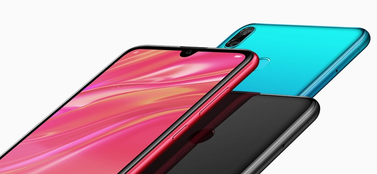 Huawei Launches Y6 2019 and Y7 2019
