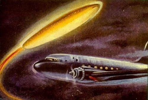 UFO in Volo, Top Secret: il duello Aereo di Fargo (1948) con George Gorman.