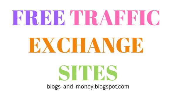 Free Traffic Exchange Sites