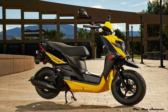 2014 Yamaha Zuma 50FX : Features, Specs and Price - The New