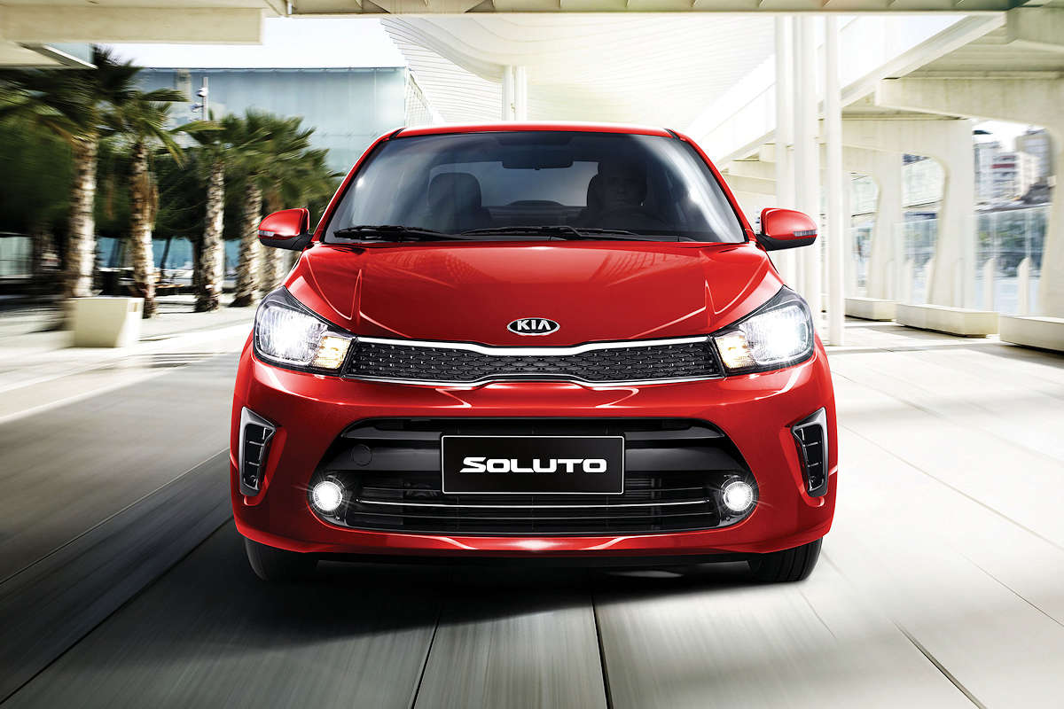 Kia Philippines Launches Opening Salvo The 2019 Soluto Sub Compact
